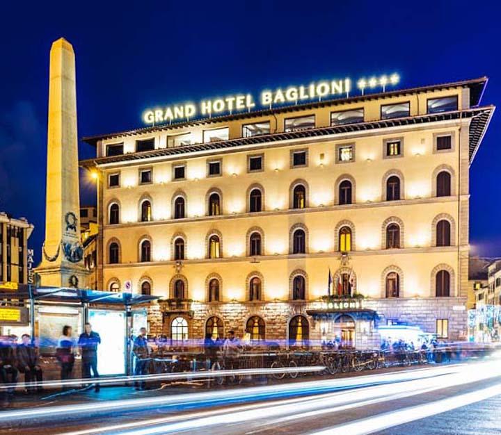 Grand Hotel Baglioni, Florence